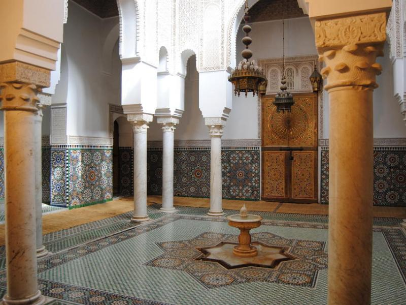 Meknes, Mausoleum Moulay Ismail