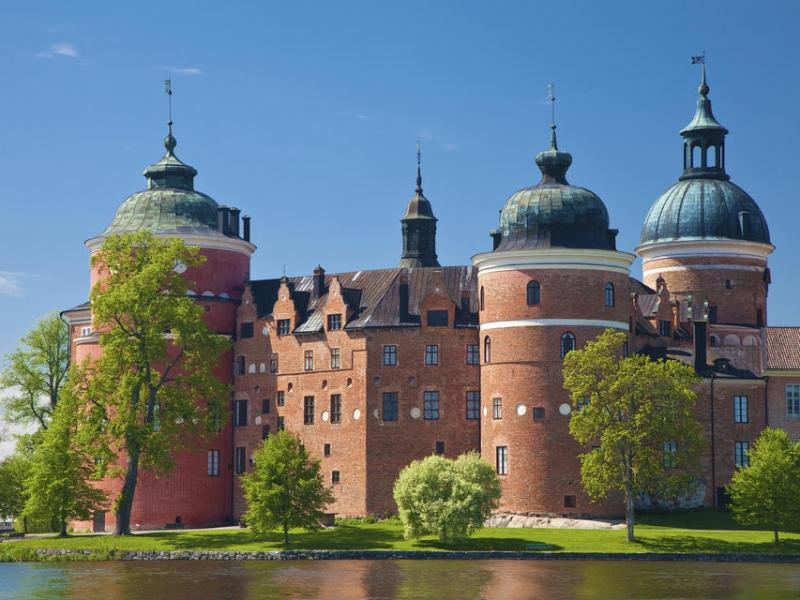 Mariefred, Schloss Gripsholm