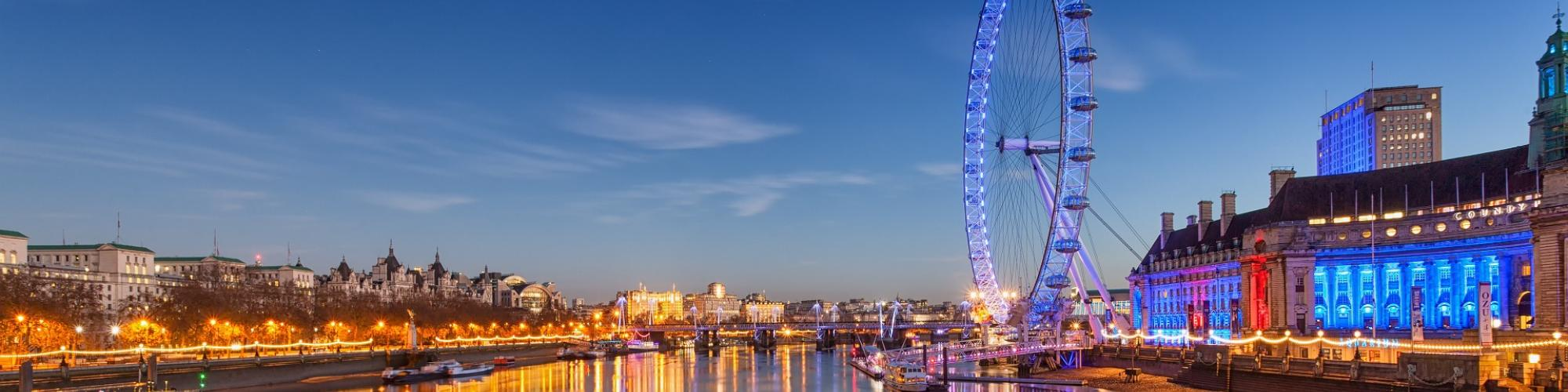 London Reise - London Eye