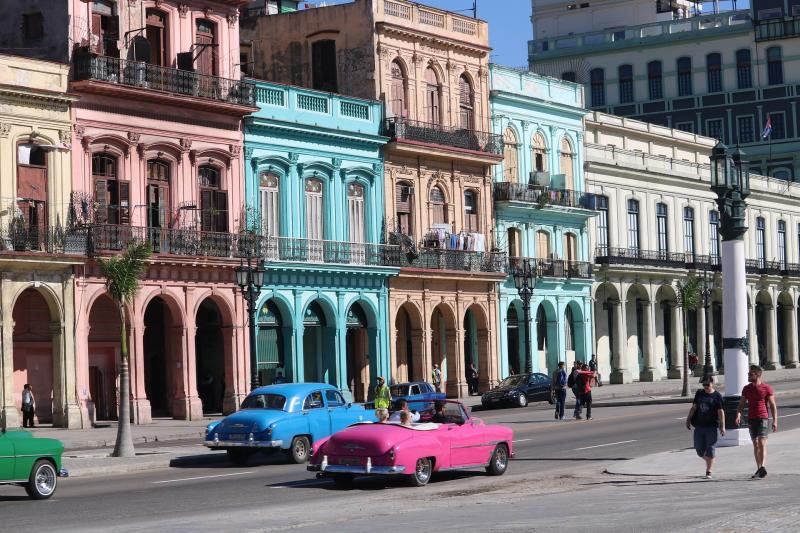 Architektur & Oldtimer in Havanna