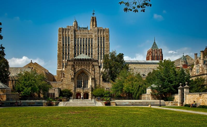 Yale Universität, New Haven, Connecticut